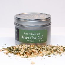 asian fish rub salt free