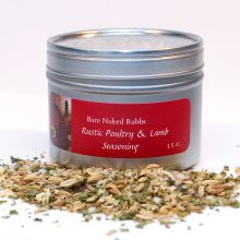 rustic poultry and lamb seasoning