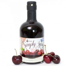 simply syrup cherry